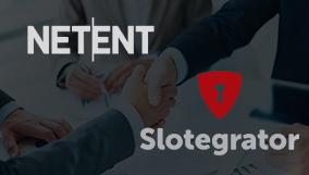 NetEnt и Slotegrator подписали соглашение